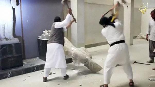 UNESCO condena ataque a Museu de Mossul
