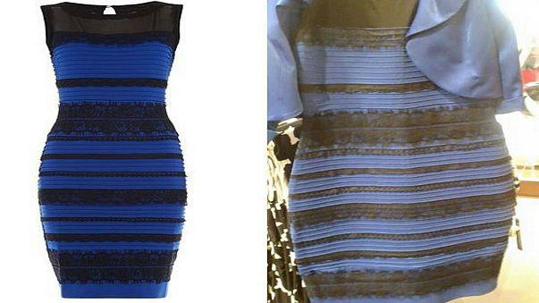 Dünyayı ikiye bölen elbisenin sırrı ne?