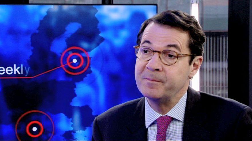 """""""Europe Weekly"""": Grécia, energia e défice francês em destaque"""