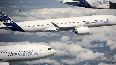 Enders' game at Airbus reaps rich rewards in 2014