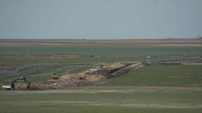 Türkiye'den Suriye sınırında bir güvenlik hamlesi daha