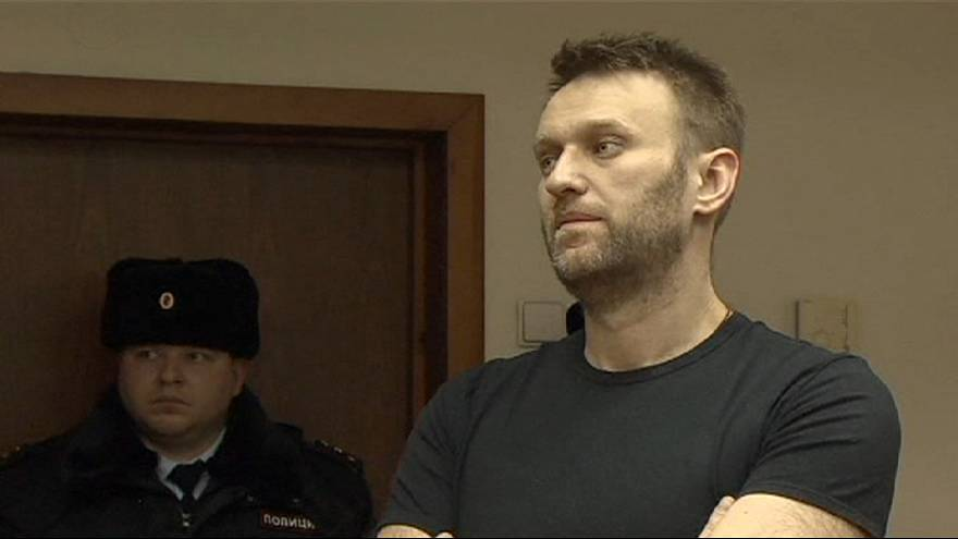 Quinze jours de prison pour l'opposant russe Alexeï Navalny pour des tracts