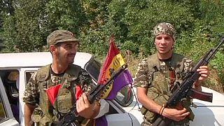 Detidos oito espanhóis por combater no Leste da Ucrânia ao lado de separatistas pró-russos