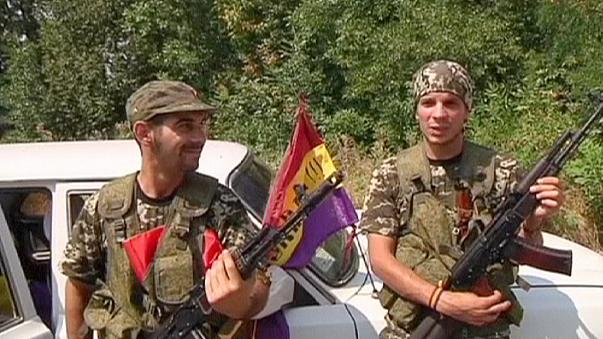 Spanien nimmt Ukraine-Rückkehrer fest