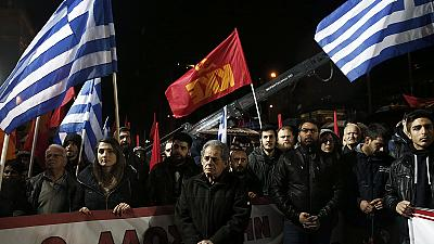 Thousands rally in Athens as Syriza faces backlash over bailout