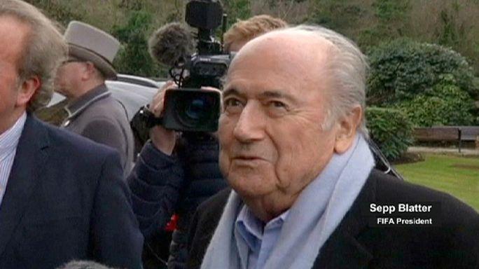 """FIFA Başkanı Sepp Blatter'den ilginç çağrı: """"Birlik beraberliğe, dayanışmaya ihtiyacımız var."""""""