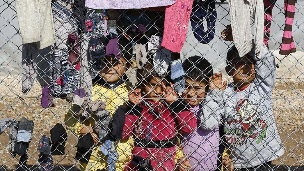 Refugiados sírios regressam a Kobani