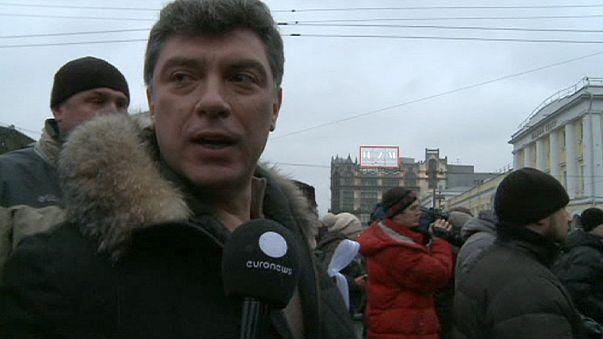 Asesinan al líder de la oposición del Gobierno ruso