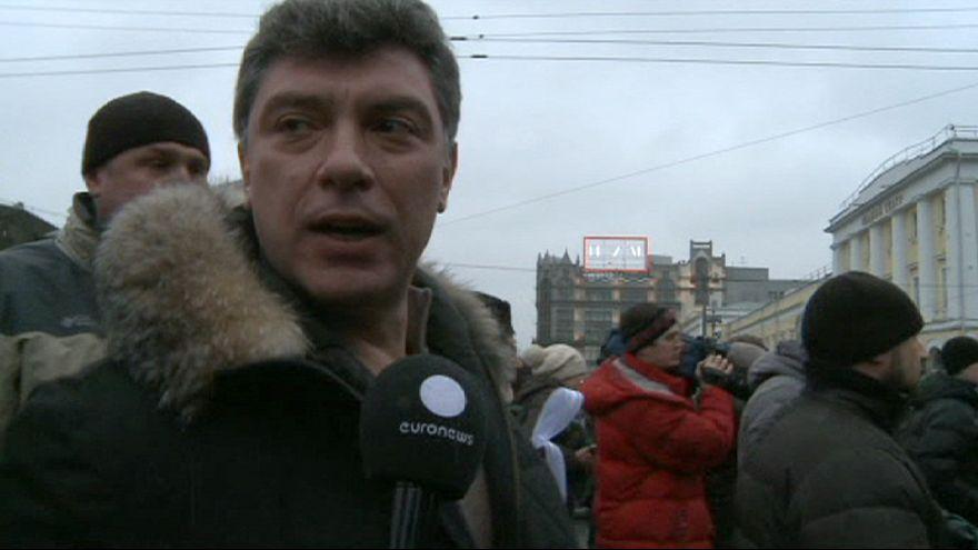 روسيا: إغتيال المعارض الروسي بوريس نيمتسوف وسط العاصمة موسكو