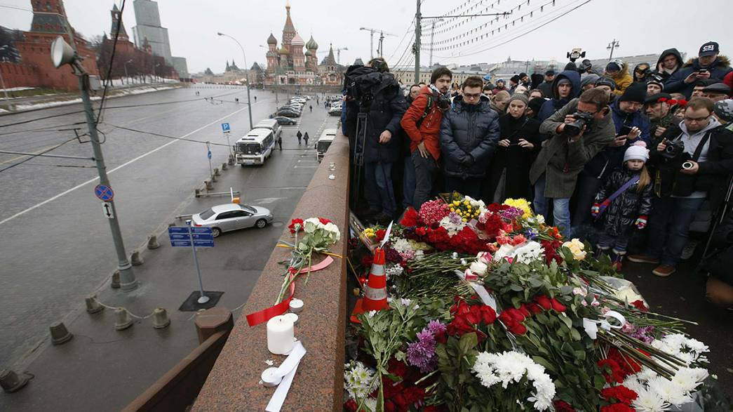 Weltweit Bestürzung über Ermordung von Boris Nemzow