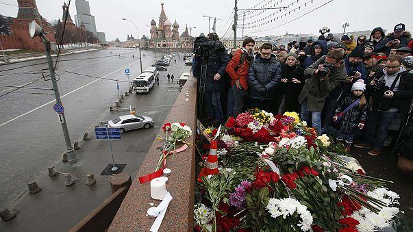 Убийство Бориса Немцова: следствие выдвигает версии