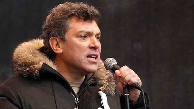 Борис Немцов - физик, «преемник», оппозиционер