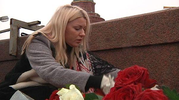 Ob Gegner oder Anhänger - Moskau trauert um Regierungskritiker Nemzow