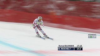 النمسا تضرب بقوة في كأس العالم للتزلج الألبي في غارميش بارتن كيرشن بألمانيا