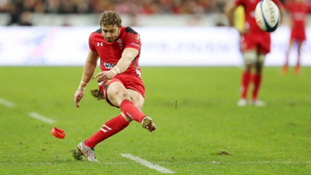 País de Gales aparta a Francia del Seis Naciones