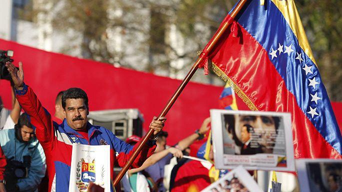 Venezuela : les annonces anti-américaines de Maduro