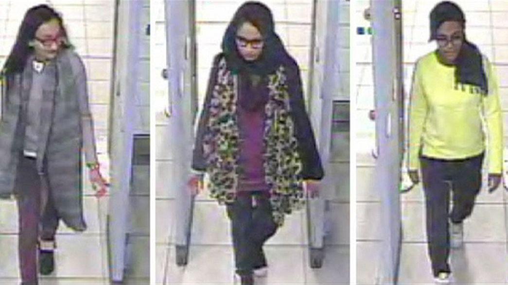Isis: in Siria le tre ragazzine fuggite da Londra, video le mostrava a Istanbul