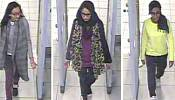 Turkish CCTV images show British girls on their way to join ISIL