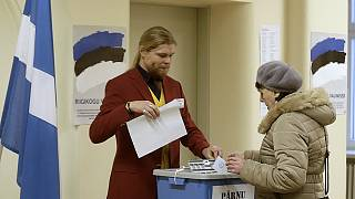 Estonia votes in election amid concerns over Russia