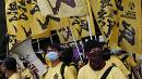 تظاهرات مخالفان در هنگ کنگ