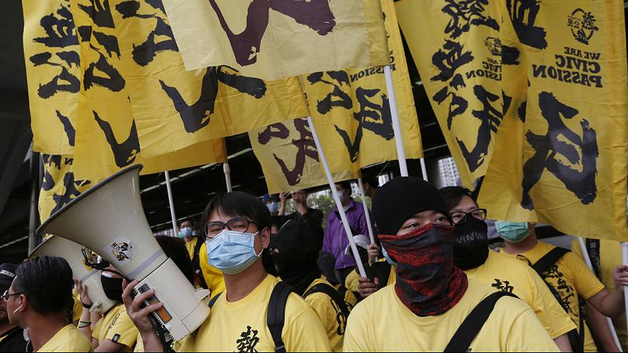 Fresh Hong Kong clashes in row over China's influence