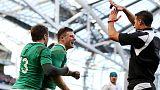 Irlanda, cerca de revalidar el Seis Naciones