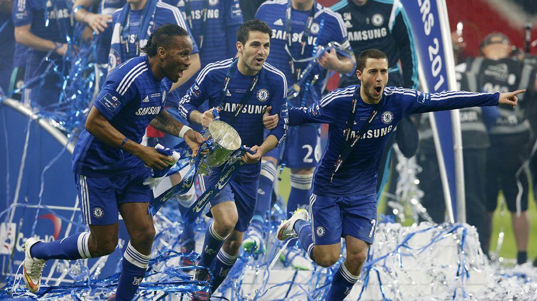Chelsea conquista primeiro troféu da temporada frente ao Tottenham