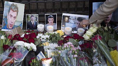 Varias líneas de investigación en el asesinato de Boris Nemtsov