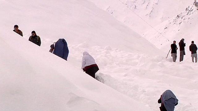 Афганистан: сотни погибших и пострадавших от схода лавин