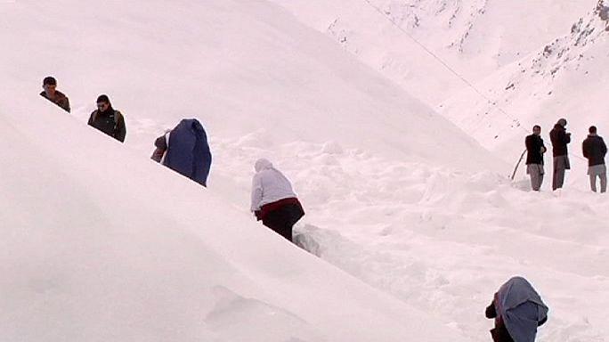 Afghanistan : les avalanches font plus de 280 morts