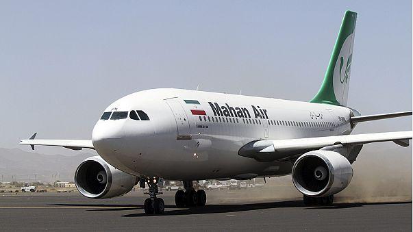 Premier vol entre l'Iran et le Yémen en près de 25 ans