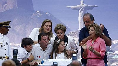 Rio de Janeiro, 450 cumpleaños por todo lo alto
