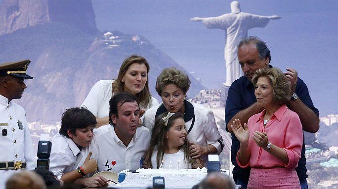 Rio souffle ses 450 bougies