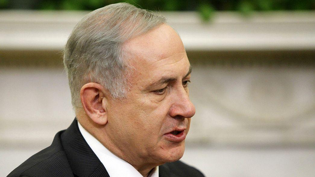 نتنياهو في واشنطن للسعي لمنع أي اتفاق نووي بين طهران والغرب