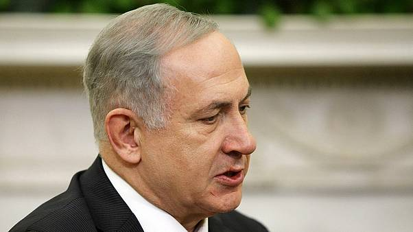 Netanyahu arrives in US on 'fateful, even historic, mission'