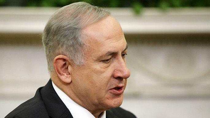 Nemkívánatos vendég: megérkezett az izraeli miniszterelnök az Egyesült Államokba