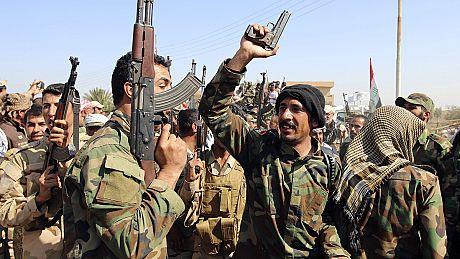 الجيش العراقي يبدأ عملية واسعة ضد تنظيم داعش في محافظة صلاح الدين