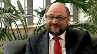"""Martin Schulz : """"Le gouvernement de coalition grec doit préciser sa ligne"""""""
