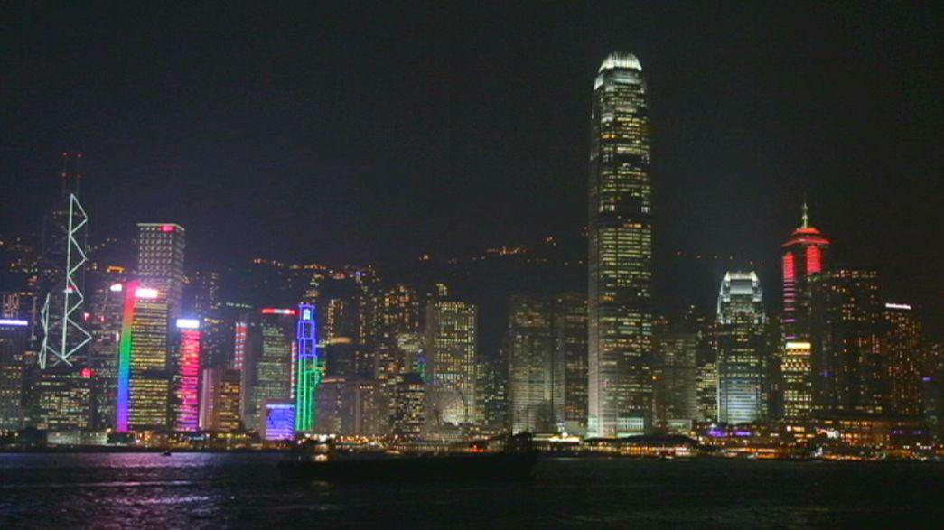 Hongkong olyan, mint egy mosógép