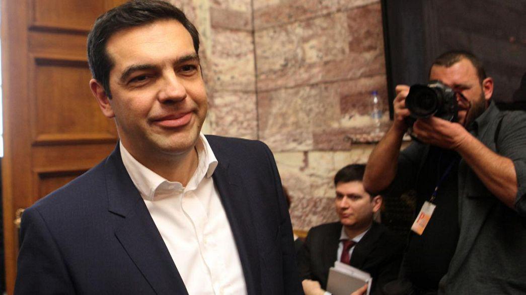 """Exclusiva: Alexis Tsipras pide a Europa que """"haga de los ciudadanos su prioridad"""""""