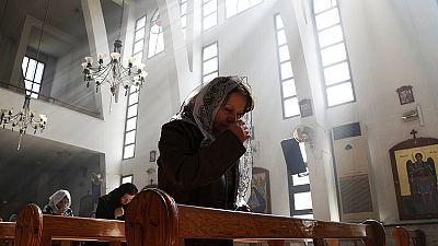 Beten gegen anhaltende Christenverfolgung in Syrien und im Irak