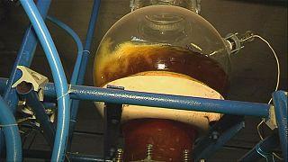 Leder im Tank? Forscher machen Biokraftstoff aus Abfallprodukten der Lederproduktion