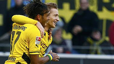 Borussia Dortmund regressa à normalidade, Chelsea festeja a dobrar em Inglaterra