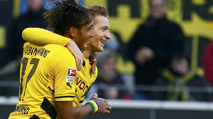 "The Corner : ""Batman et Robin"" volent au secours du Borussia"