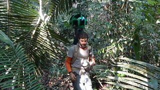 A Google chega à Amazónia
