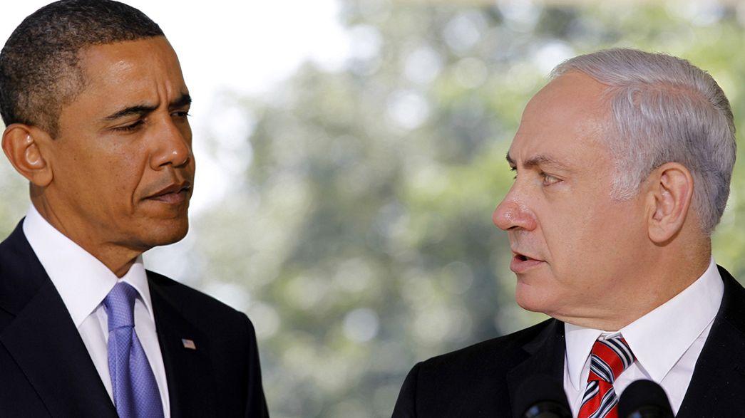 Netanyahu, Obama, Irán y el Capitolio
