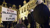 Belgium: Pegida anti-Islam march attracts 200