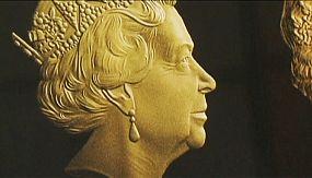 nocom: Nuovo ritratto numismatico di Elisabetta II