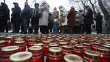 Прощание с Борисом Немцовым: в Сахаровском центре завершилась гражданская панихида