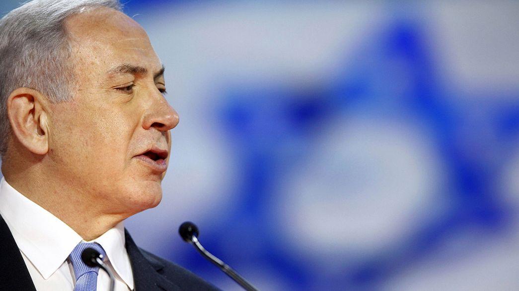 La línea roja nuclear de Natanyahu se destiñe